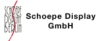 Logo der Firma Schoepe Display.